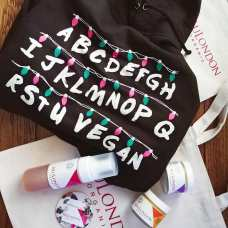 GIVEAWAY! Win a Vegan Things hoodie & vegan skincare from MuLondon.