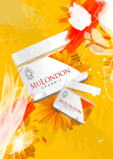 Brimming with the Healing Power of Calendula: MuLondon Marigold, Frankincense & Myrrh Moisturiser